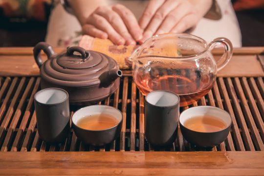Elemental Tea Course